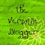 Versatile Blogger – Pass It On