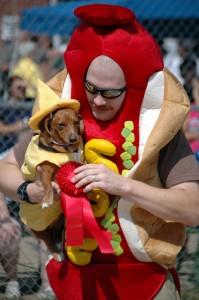 Hot Dog@ by Steve White on Flickr.