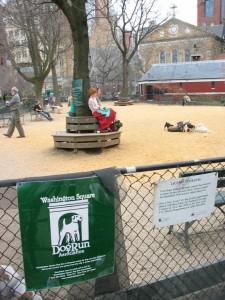 Washington Square Dog Park