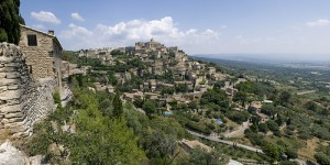 The Village of Goult in Provence