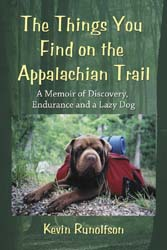 Things You Find on the Appalachian Trail book cover