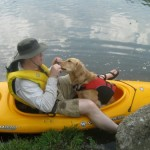 Dog Kayaking – Wordless Wednesday