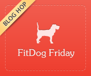 Fit Dog Friday badge