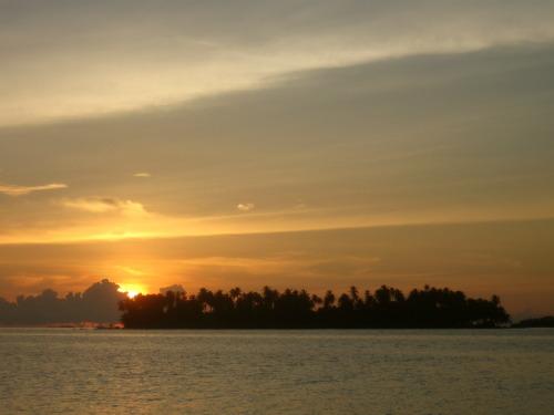 Another beautiful Kuna Yala sunset.