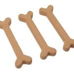 Bone appetit cork trivets from Uncommon Goods.