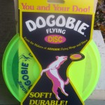 The Dog Sport Even Safe for Klutzes: Dogobie Flying Disc Review