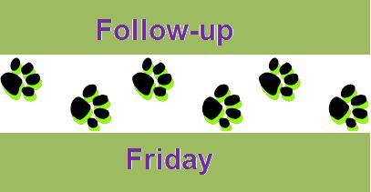 It's Follow Up Friday from Heart Like a Dog.