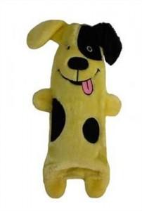Kygen dog water bottle toy.