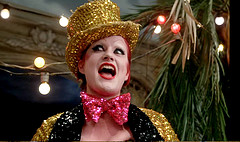 Columbia from the Rocky Horror Picture Show.