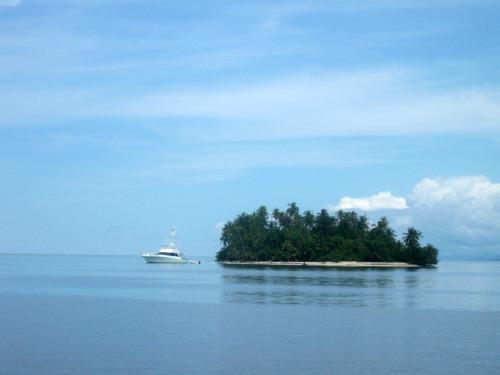 Island in Guna Yala.