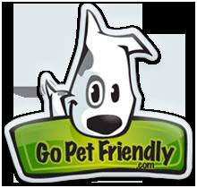 Go Pet Friendly logo.
