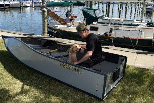 Okay, I'm in the boat. Where's my treat?