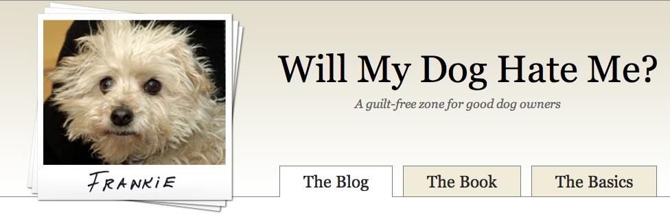 Will My Dog Hate Me Blog Header
