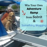 Ramp It Up To Adventure – #Solvit Pet Ramp Review