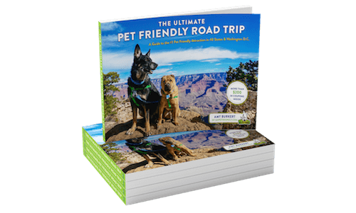 The Ultimate Pet-Friendly Road Trip Book!